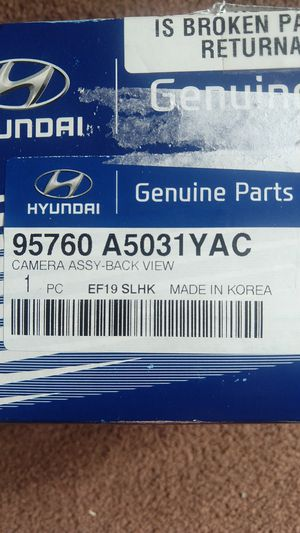 HYUNDAI Genuine Parts for Sale in Los Angeles, CA