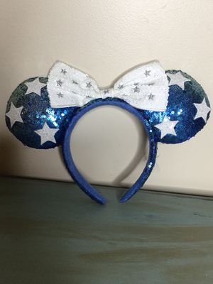 Authentic Disney Minnie Mouse Ears for Sale in Gaffney, SC