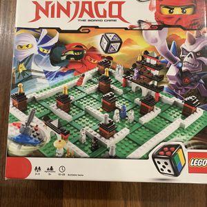 Lego Ninjago Board Game for Sale in Princeton, NJ