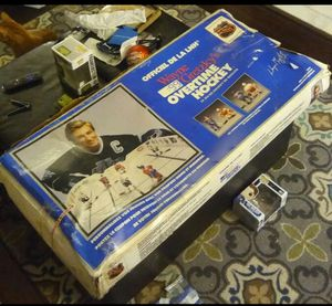Wayne Gretzky Table Top Hockey Game for Sale in Gaithersburg, MD