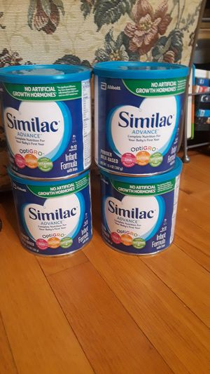 Similac advance 12.4 OZ for Sale in Silver Spring, MD