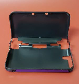 Nintendo 3DS XL Purple Hardshell Protective Case for Sale in San Diego, CA