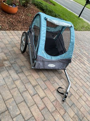 Dog bike trailer for Sale in Fort Myers, FL