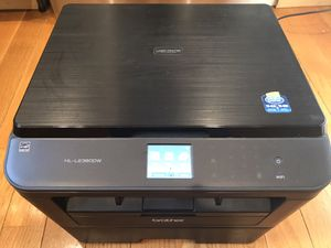 Brother Laser WiFi Printer/Copier/Scanner for Sale in Pittsburgh, PA