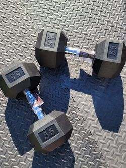NEW Weider 50lbs Dumbbell weight set (100lbs total) ▪︎FREE DELIVERY ✅✅ ▪︎ for Sale in San Leandro,  CA