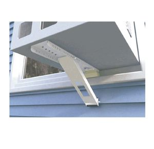 New. Jeacent AC Window Air Conditioner Support Bracket Heavy Duty, Up to 165 lbs . for Sale in Eastvale, CA