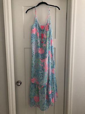 Lilly Pulitzer - Winni Midi Dress (Large) NWT for Sale in Winter Garden, FL