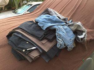 Pants 38 w free pending p/u for Sale in La Habra Heights, CA