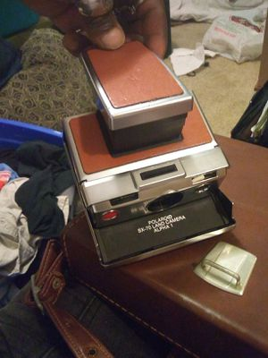 Poloroid SX 70 land camera alpha 1 for Sale in Seattle, WA