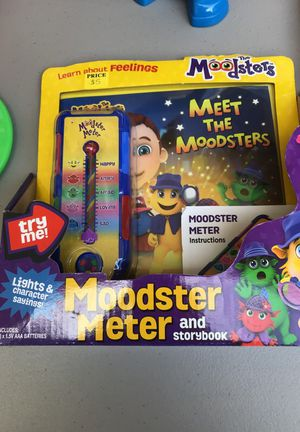 Moodster Meter. Kids Toy. Like New. for Sale in Tampa, FL