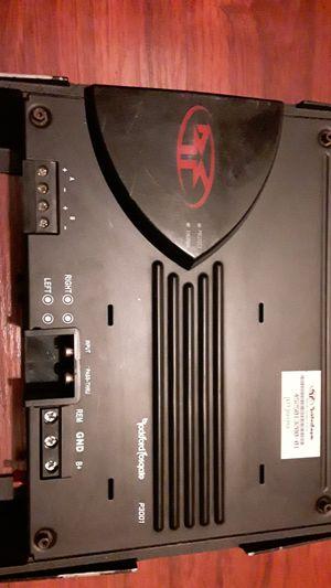 Rockford Fosgate Amp for Sale in San Marcos, CA