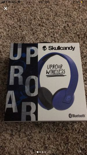 Skull Candy Wireless Headphones - Brand New for Sale in Dublin, OH