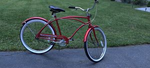 Mens 3 speed 26' beach cruiser free wheel for Sale in West Haven, CT