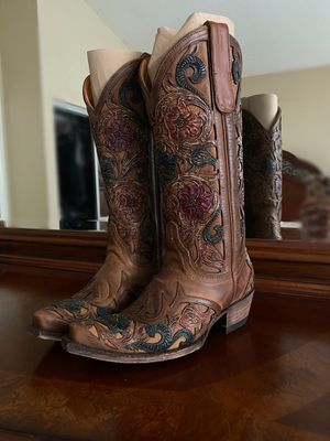 Old gringo boots women's size 5 for Sale in Riverside, CA
