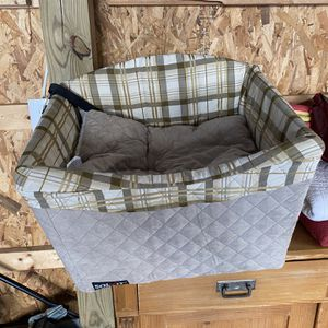 Pet Dog Car Seat for Sale in Rockville, MD