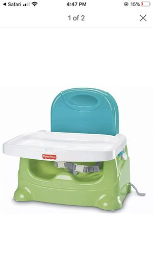 Fisher Price Booster Seat for Sale in North Randall, OH