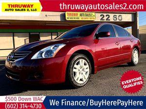 2012 Nissan Altima S for Sale in Phoenix, AZ