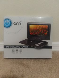 Portable DVD PLAYER for Sale in Kissimmee,  FL