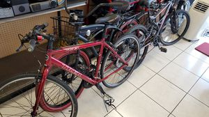 DIFFERENT PRICES *** BIKES***BIKES **** BIKES **** DIFFERENT PRICES ** CANNONDALE *** GIANT*** TREK **** SCHWINN *** CRUISER*** SPECIALIZED *** for Sale in Hialeah, FL