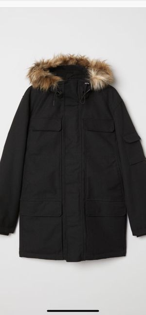 Warm lined parka for Sale in Manassas, VA