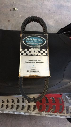 Snowmobile skidoo belt for Sale in North Haven, CT