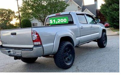 🔑🔥Small Miles 2OO9 Toyota Tacoma 4WDWheels🔑🔥e5urjthrgs for Sale in Washington,  DC