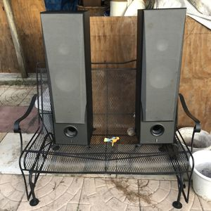 YAMAHA SPEAKERS for Sale in Lake Worth, FL