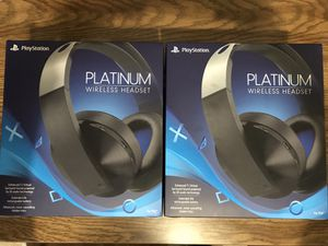*FREE* Platinum Wireless Headset Boxes for Sale in Houston, TX