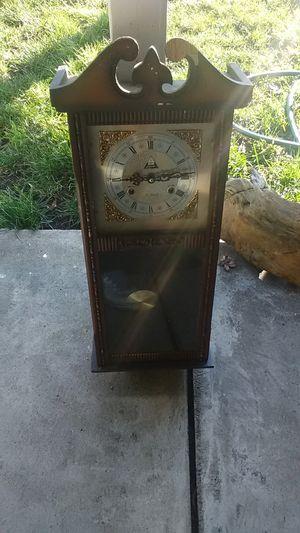 Lava Antique Clock& Chime for Sale in Stockton, CA