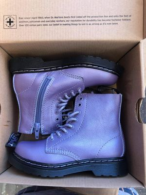Brand new Dr. Martens boots for kid for Sale in Downey, CA