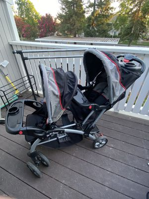 BabyTrend double stroller for Sale in Dublin, CA