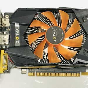 ZOTAC ZT-70706-10M GeForce GTX 750 G-SYNC Support 1GB 128-Bit DDR5 HDMI, DP, DVI for Sale in Tacoma, WA