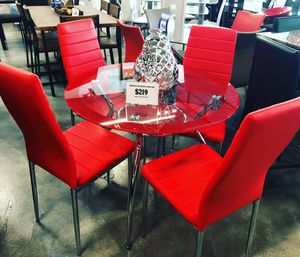 5 Piece Dining Table Set for Sale in Miami, FL