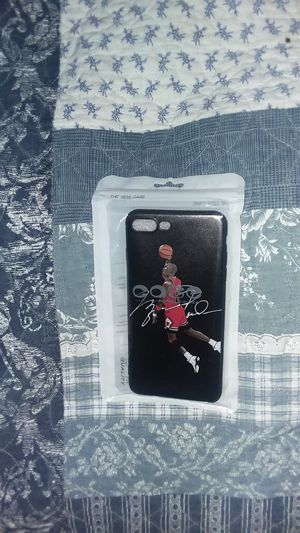 Michael Jordan iphone 8plus case for Sale in Cape Girardeau, MO