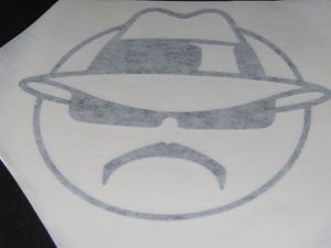 """Lowrider guy decal 6"""" for Sale in Evansville, IN"""