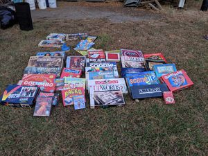 Games and puzzles for Sale in Mechanicsville, VA