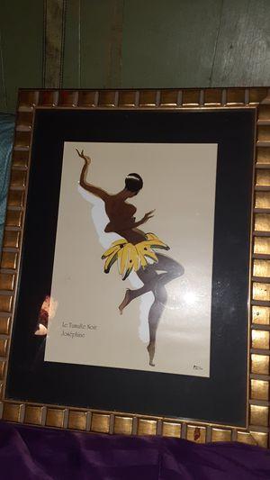 Le Tumulte Noir Josephine (Art Decor) for Sale in Stockton, CA