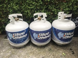 FULL propane tanks (3 available) for Sale in Lynnwood, WA