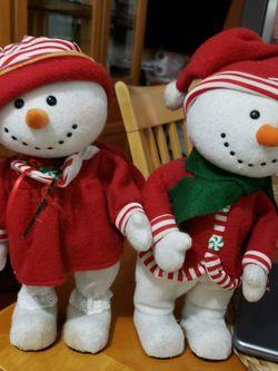 Pareja De Muñecos De Navidad for Sale in Hialeah,  FL