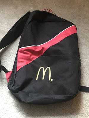 McDonald's backpack for Sale in Bolingbrook, IL