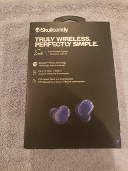 Brand New SkullCandy Sesh Evo TRULY WIRELESS EAR BUDS/PODS for Sale in Sacramento,  CA