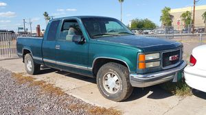 1996 GMC Truck *BAD TRANNY *Parts or whole thing* for Sale in Phoenix, AZ