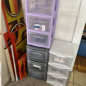 3 Drawer Organizer for Sale in Worcester, MA
