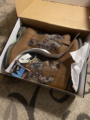 Dan Post waterproof work boots for Sale in Raleigh, NC