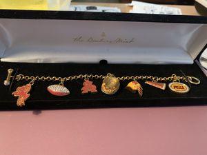 ASU charm bracelet from Danbury Mint for Sale in Mesa, AZ