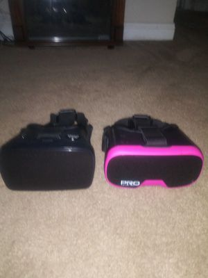 Vr (Pro) Black & Pink Vr's for Sale in Dearborn Heights, MI