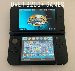 Nintendo 3ds xl Yoshi Limited Edition for Sale in Vista, CA
