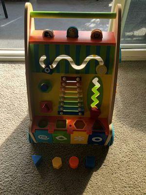 Baby wooden walker 😊 for Sale in Everett, WA