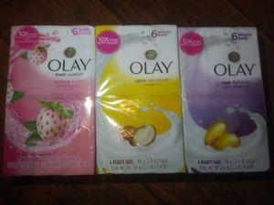 Olay bar soap.. for Sale in Stockton, CA