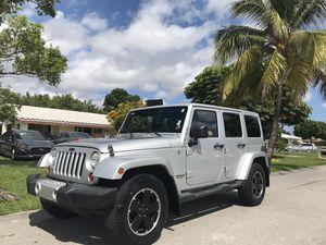 2012 Jeep Wrangler for Sale in Miramar, FL